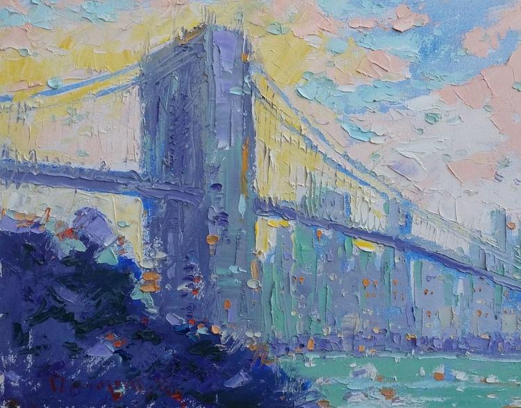Brooklyn Bridge<<<<< - Image 0
