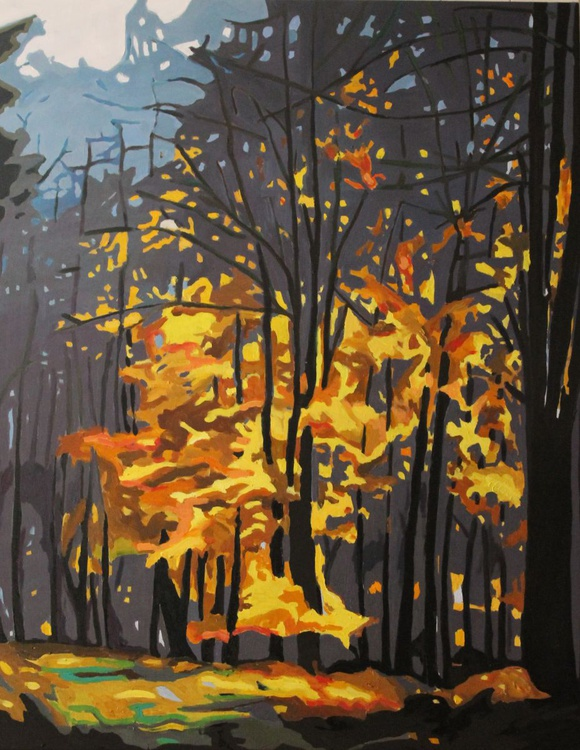 Last Embers of Autumn - Image 0