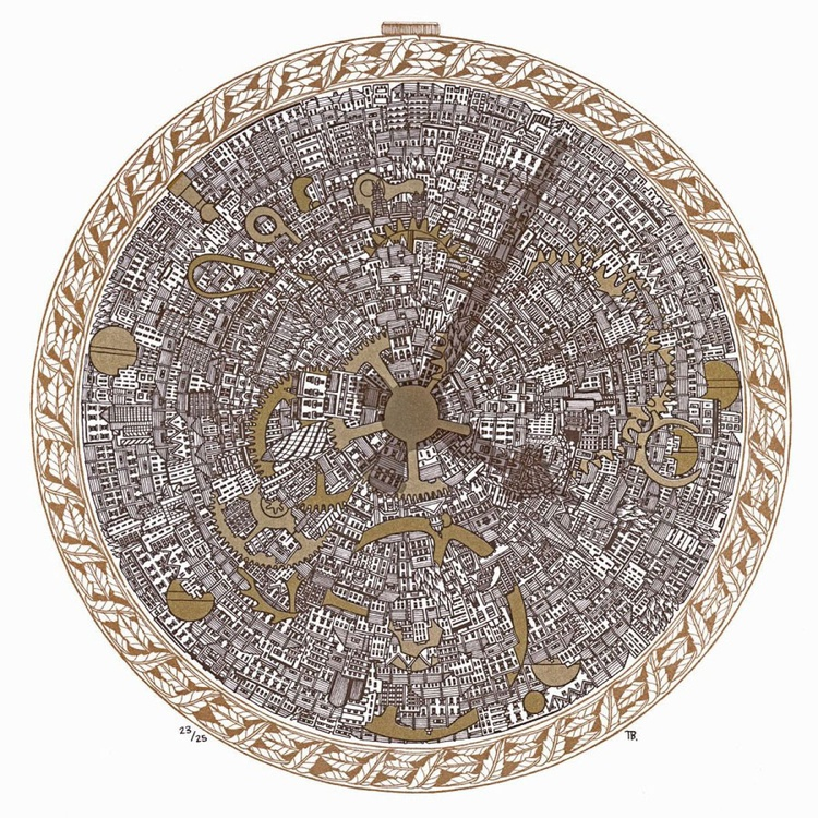 London Circles Series: London Time - Image 0
