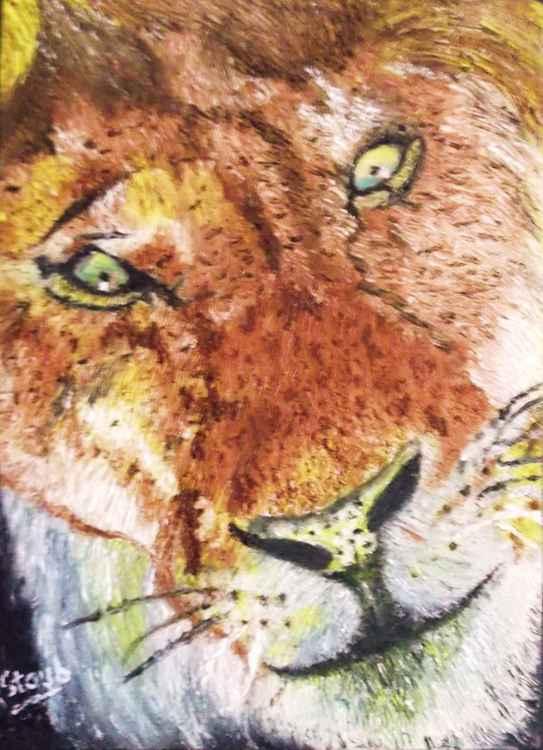 Lion Head -