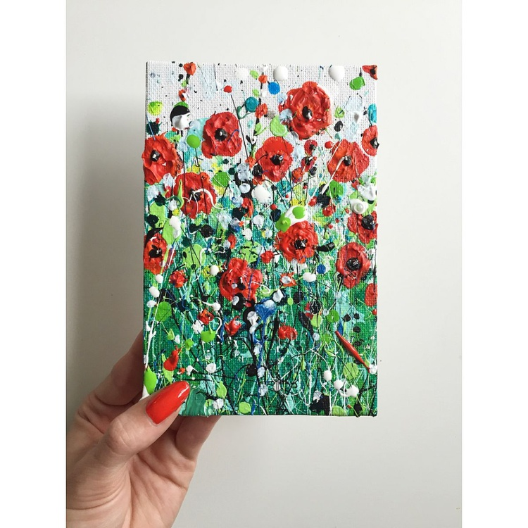 Field of Fabulous Poppies - Image 0
