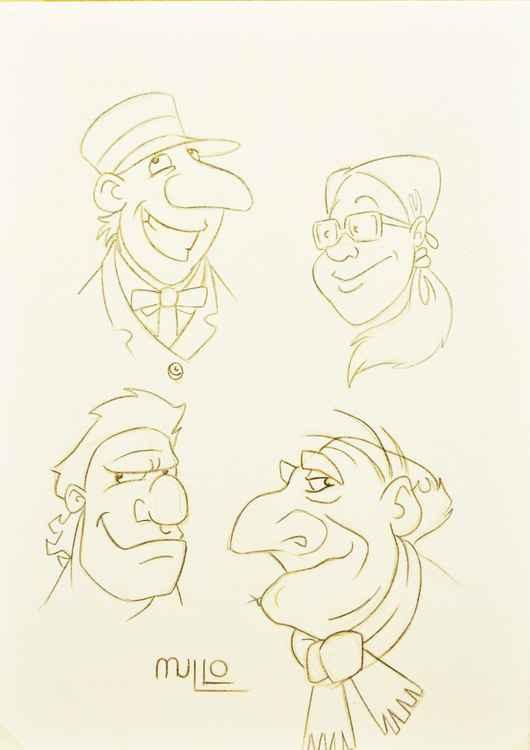 Concept Cartoons 01