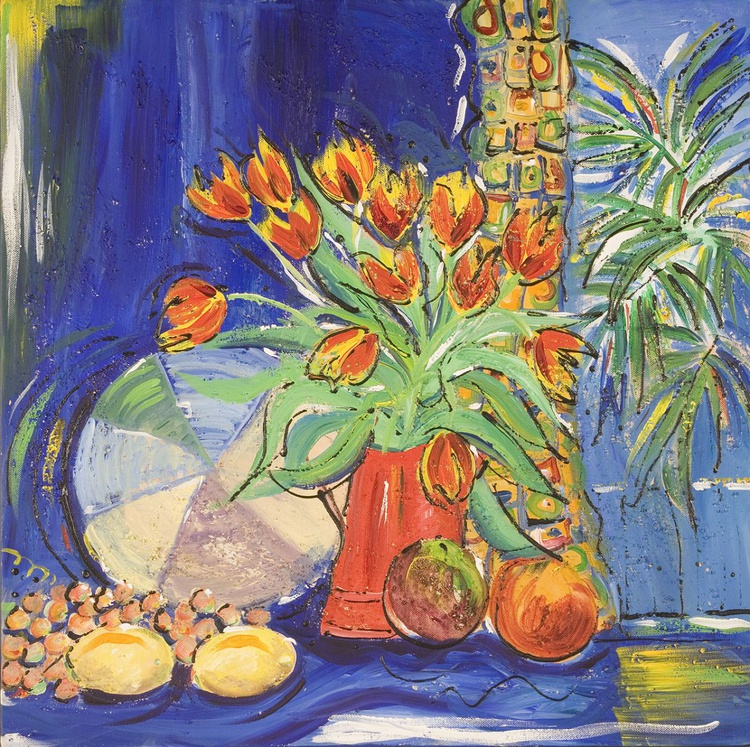 TULIPS AND LEMONS - Image 0