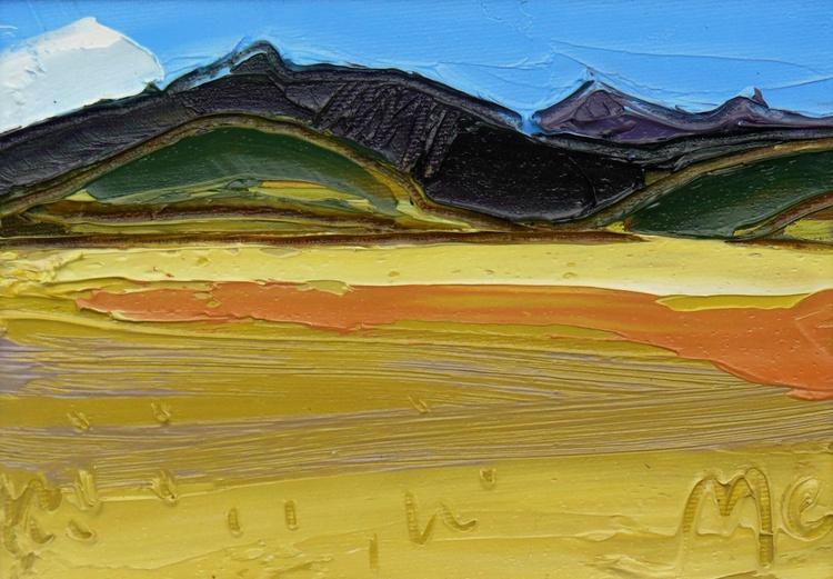 Dark Hills - Maluti Mountains - Image 0