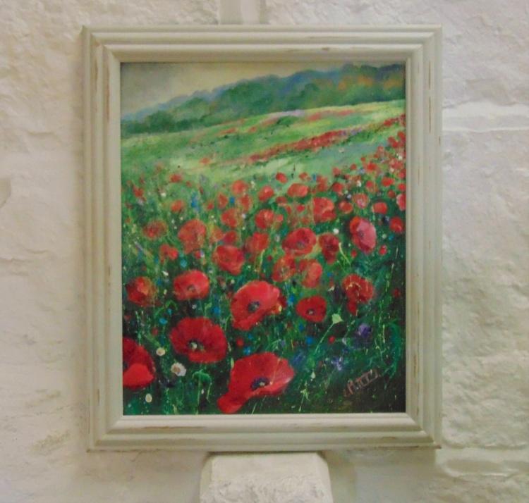 The Poppy Field - Image 0
