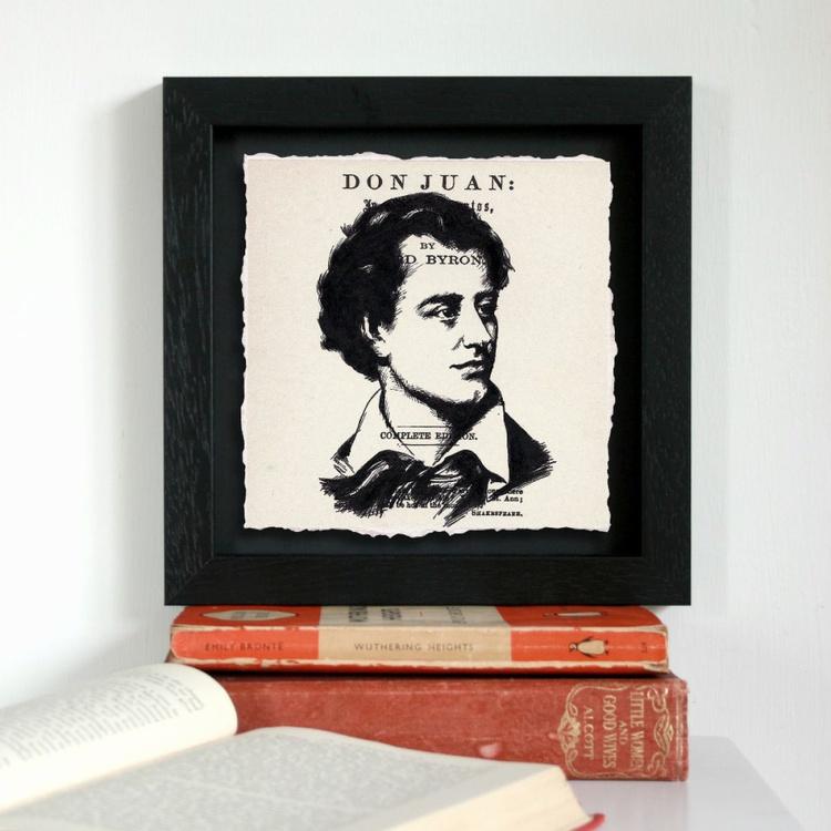 Byron - Don Juan (Framed) - Image 0
