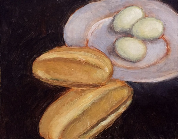Eggs and Buns - Image 0