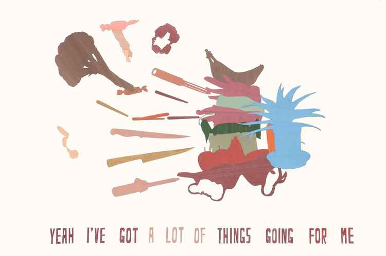 A lot of things -