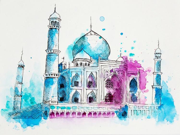 Taj Mahal - Image 0