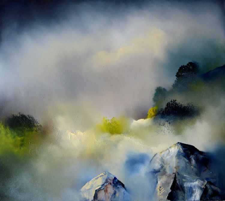 Colours in the Mist -