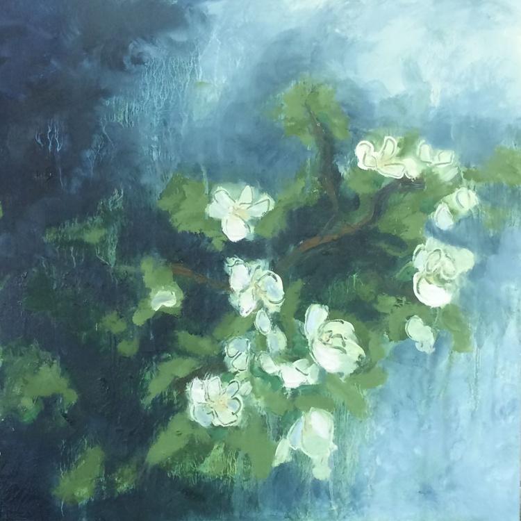 Through the garden - white 2 - Image 0