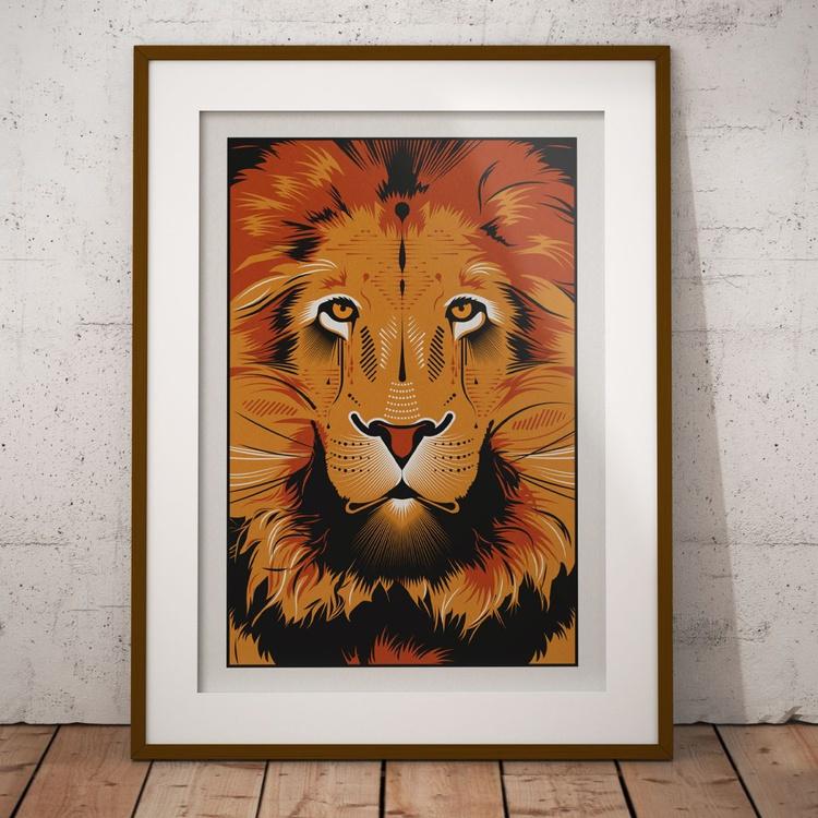 Golden Lion - Image 0