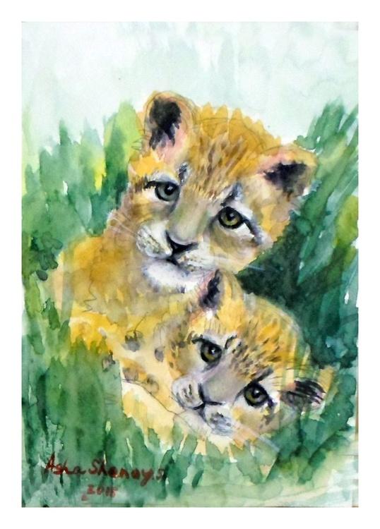 Cute Siblings - Image 0