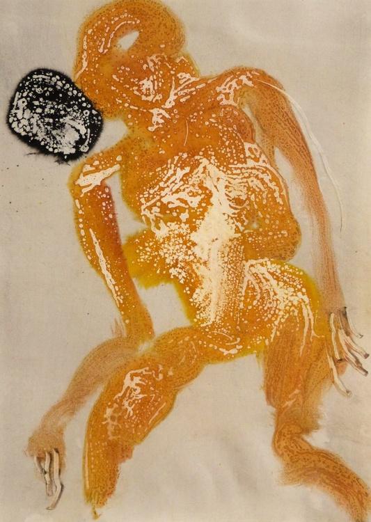 Ink on Paper #39, 42x59 cm - Image 0