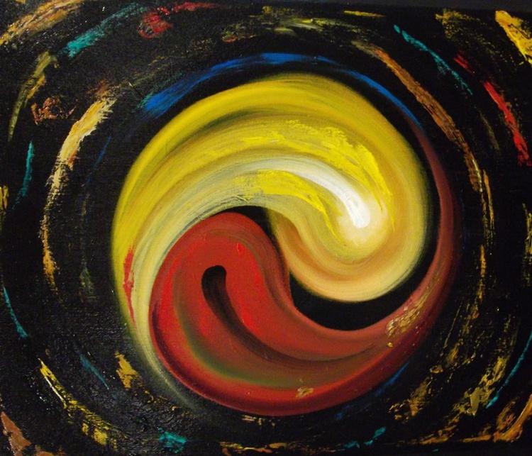 Yin Yang Galaxy - Image 0