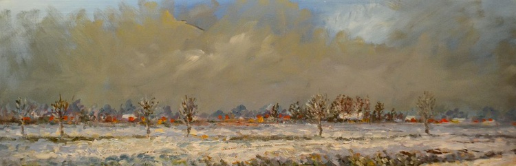 Winterscape till Christmas 16 - Image 0