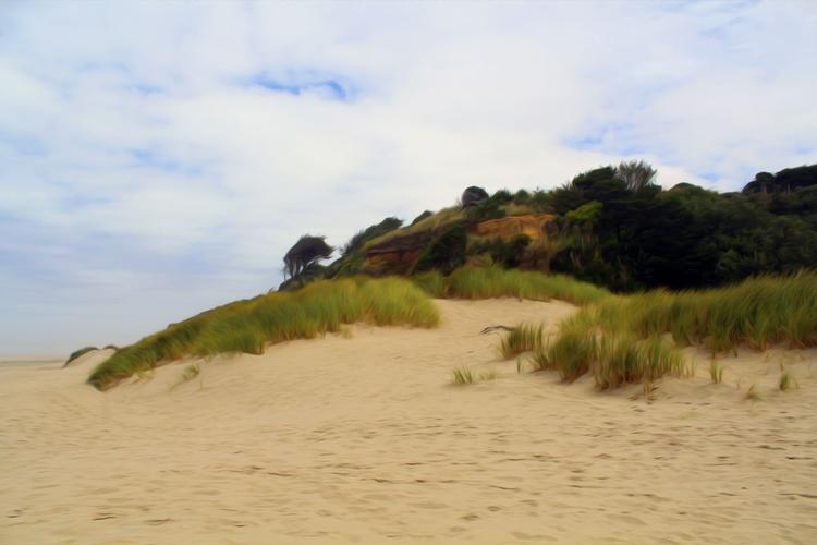 Green Beach - Image 0