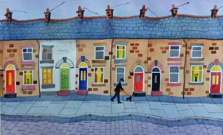 Albert Street -