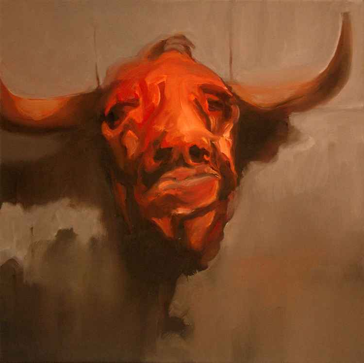 Minotaur Head -