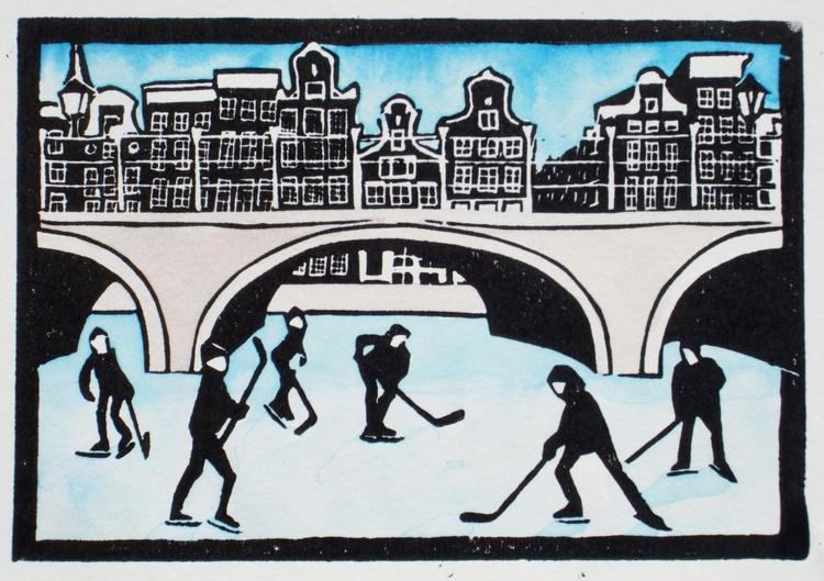 Keizersgracht-Brouwersgracht, Amsterdam - Image 0