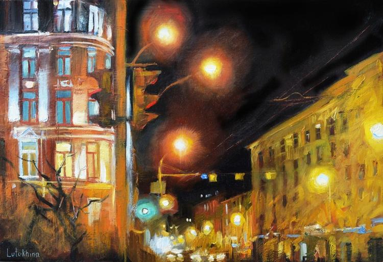 Night cityscape - Image 0