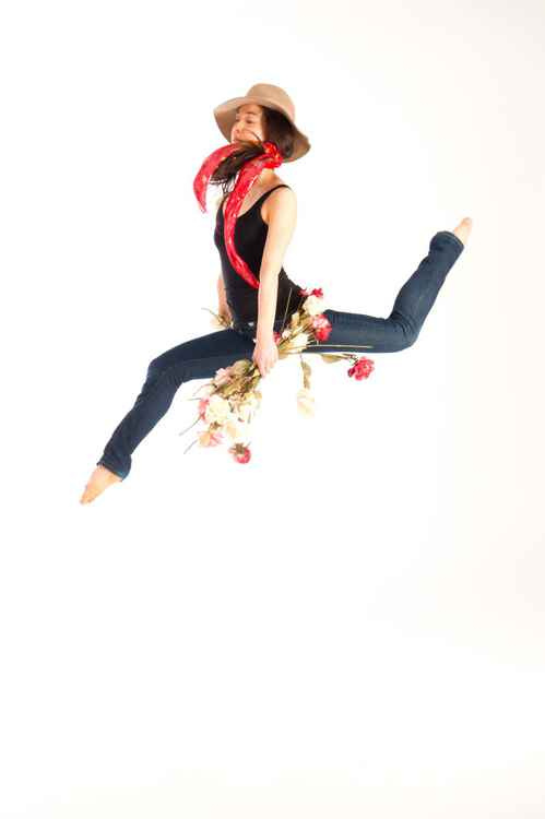 Dancer: Ayano #4 -