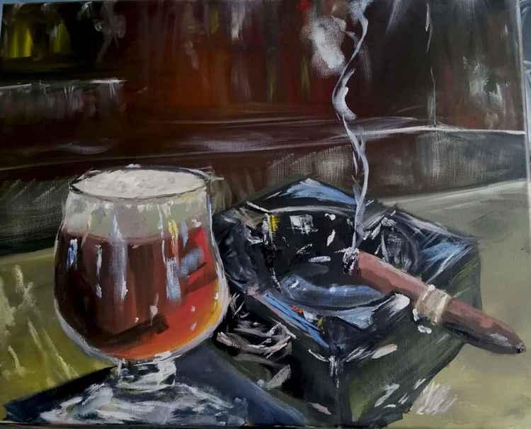 Stout Cigar -