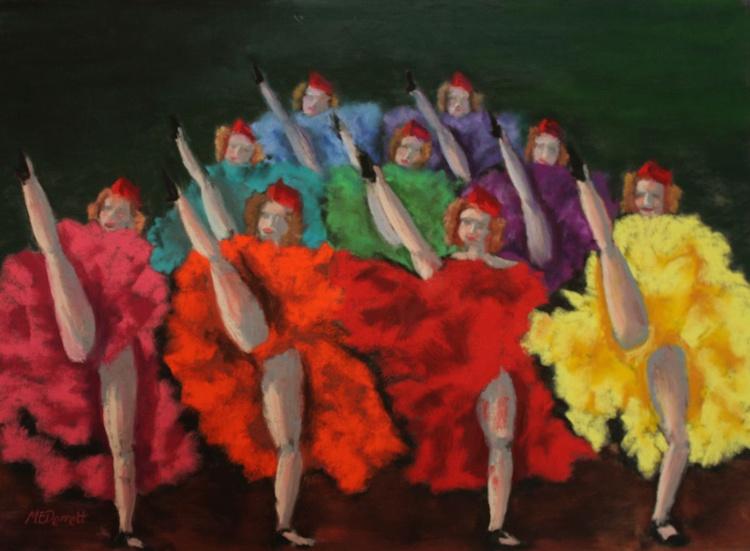 Nine Ladies Dancing - Image 0