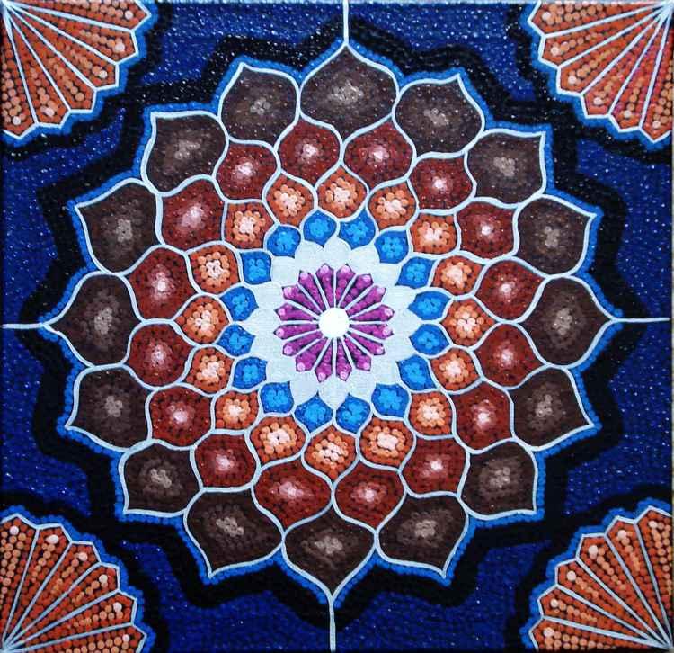 Oriental Mandala