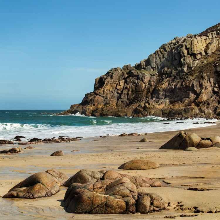 Portheras Beach -