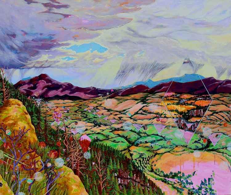 Lush Line and Desert