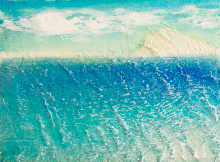 """""""I Could Watch These Waves Forever"""" - Summer Beach Series - Image 0"""