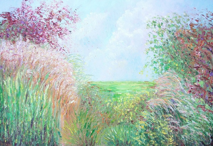 In The Long Grass - Image 0