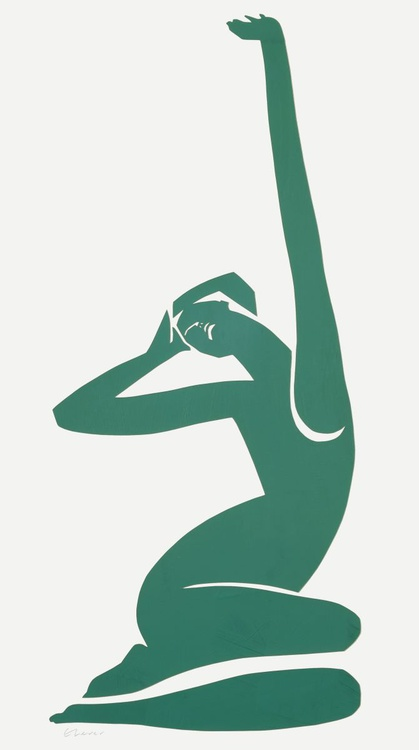 Ada in Green - Image 0
