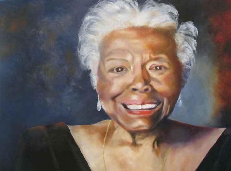 Maya Angelou -