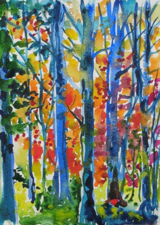Autumn woods - Image 0
