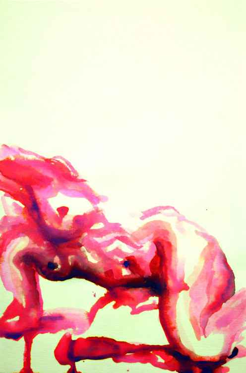 Pink nude 2 -