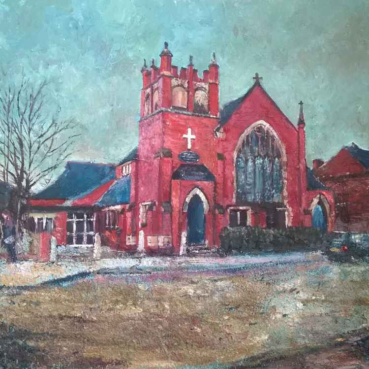 The Methodist Church  (Parkside Outwood Wakefield) -