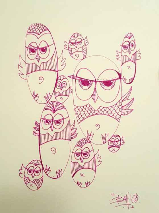 Angel Owls