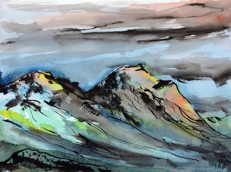 Mountains #01 - Image 0