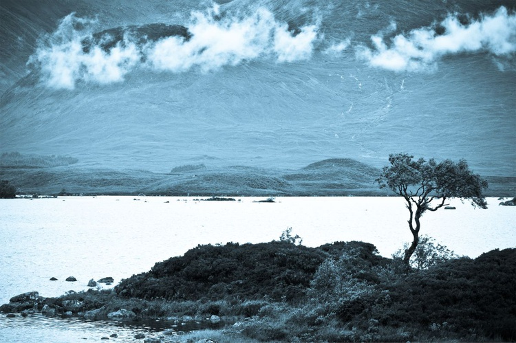 Cloud Chase over Rannoch - Image 0