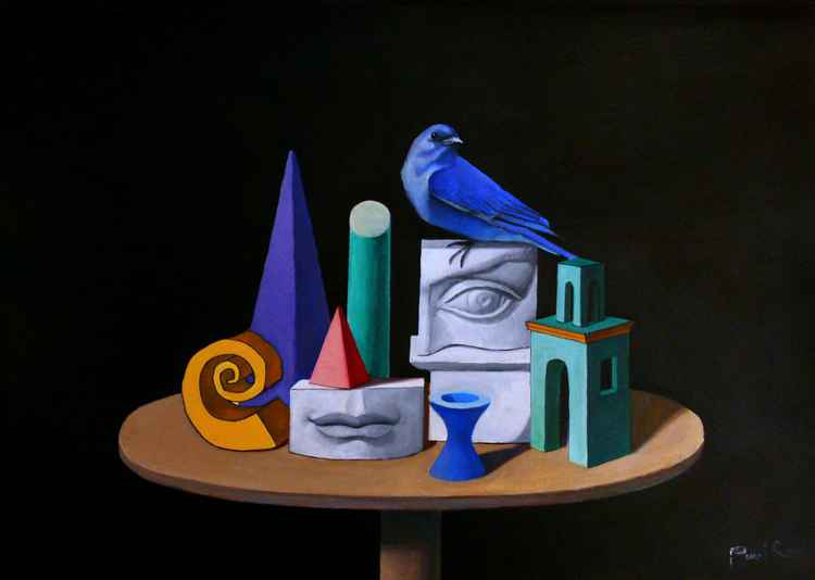 Metaphysical Still-Life VI -