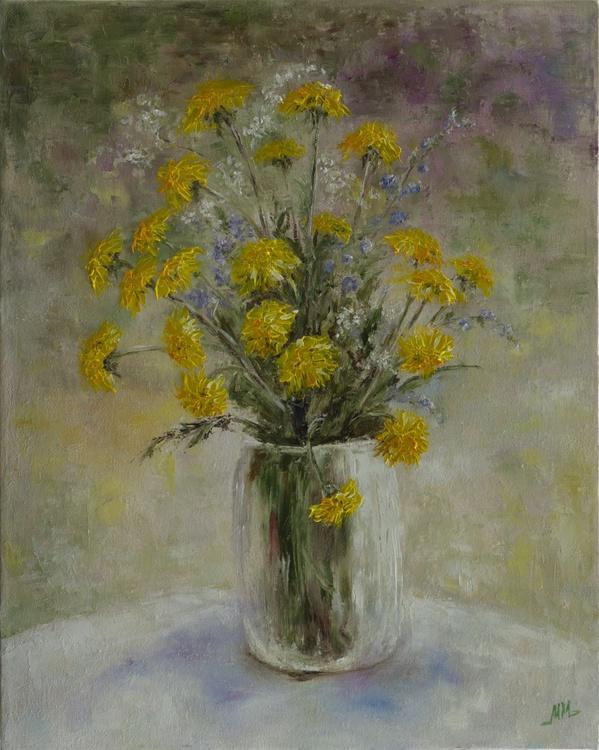 Bouquet of Dandelions - Image 0