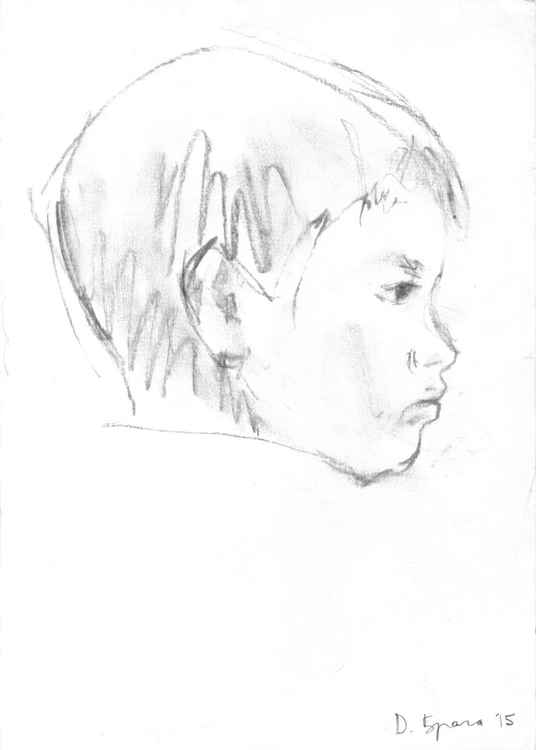 Portrait of a boy #1 (RESERVED)