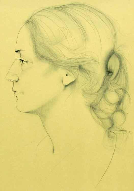 Portrait #G618 -