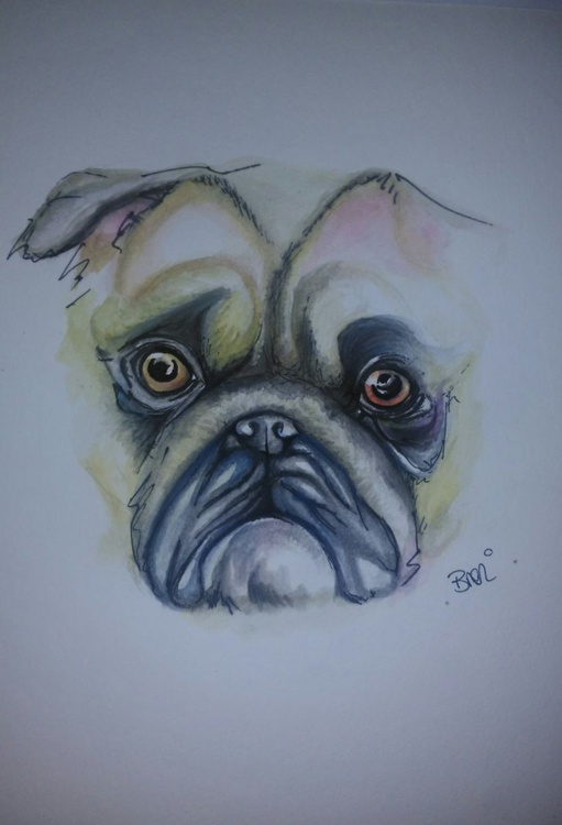 The Pug of Gloom - Image 0