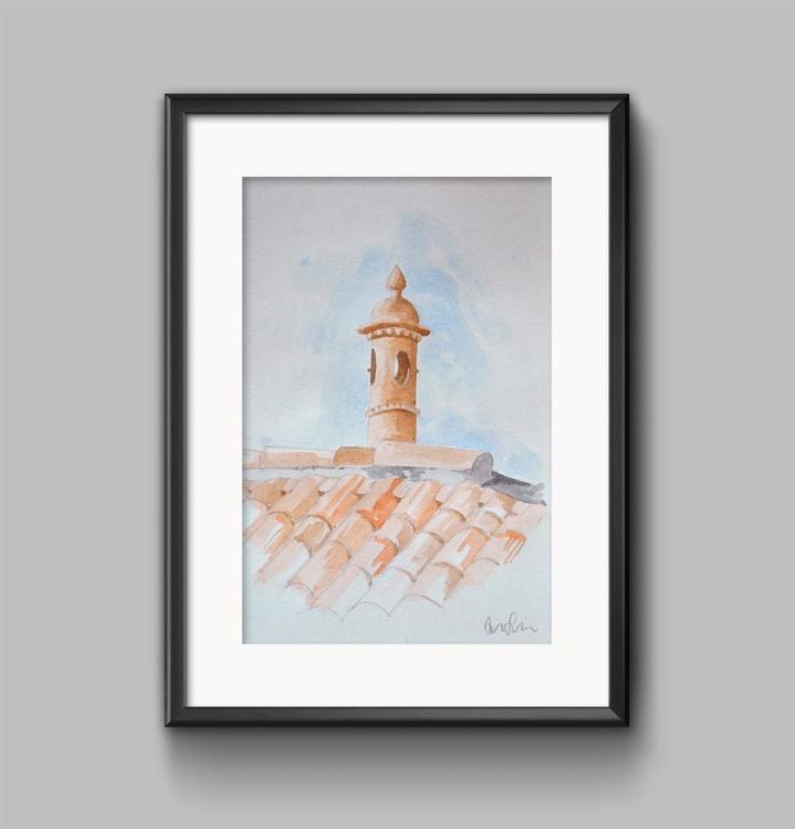 Venetian chimney #07 - Image 0
