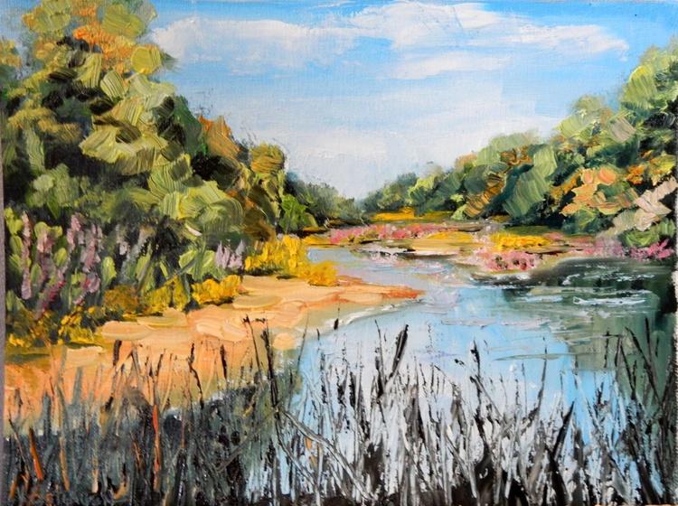 Landscape (7) sketch. - Image 0