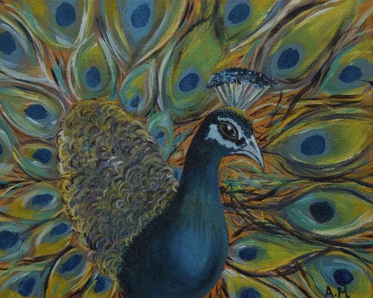 The Petulant Peacock - Image 0