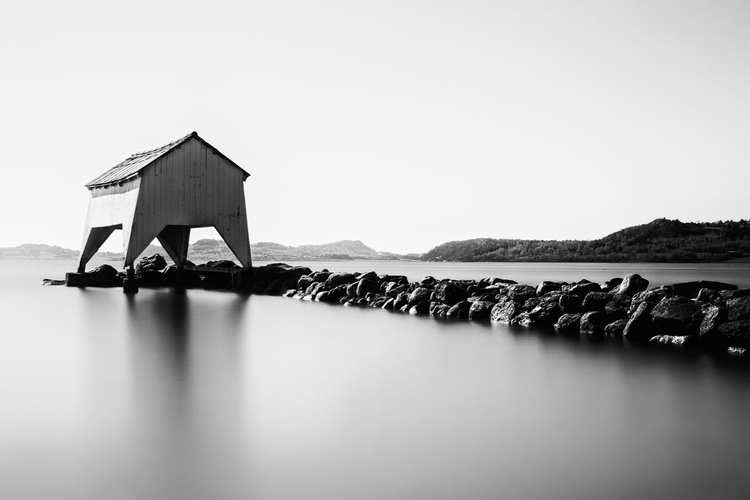 A quiet day at Hafrsfjord - Image 0